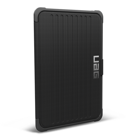 URBAN ARMOR GEAR - Folio Flip Case for iPAD Mini /Mini 2 /Mini 3 (Black)