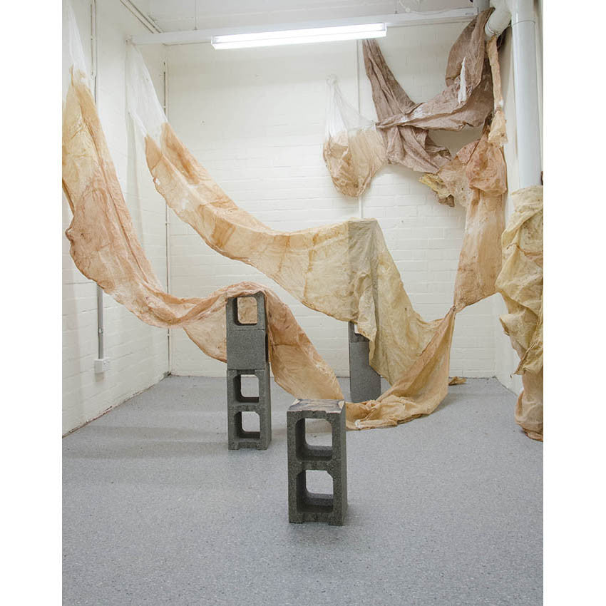 Body Bound, Room Installation [NOT FOR SALE]