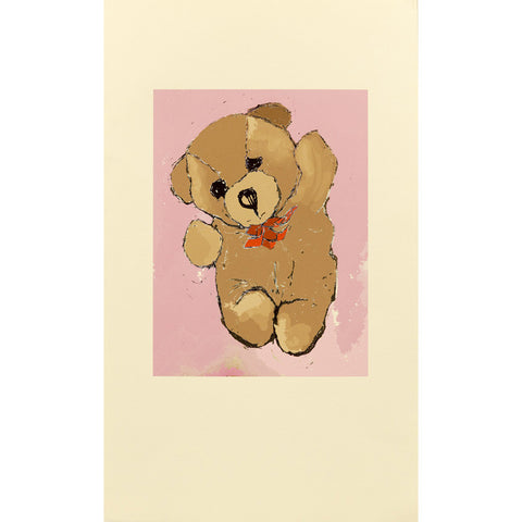 Billy Bear Pink