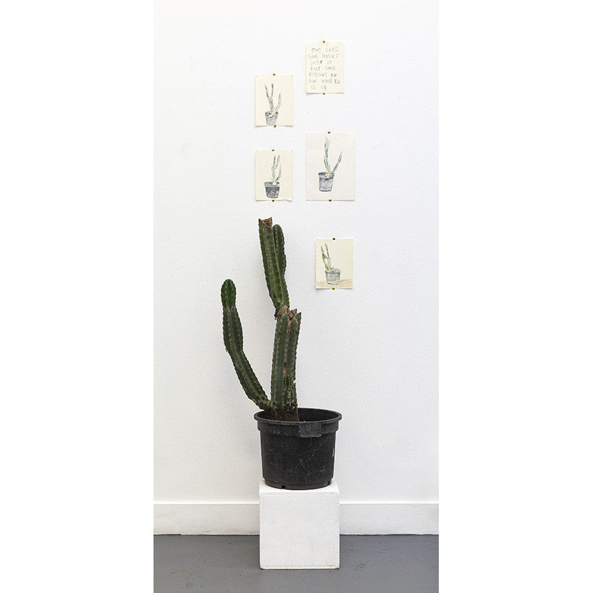 Cactus, 2015 [NOT FOR SALE]