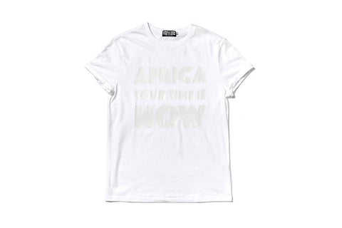 White-on-White T-Shirt