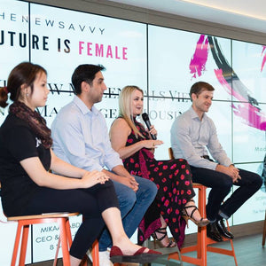 The New Savvy – The Future is Female Conference – Hong Kong