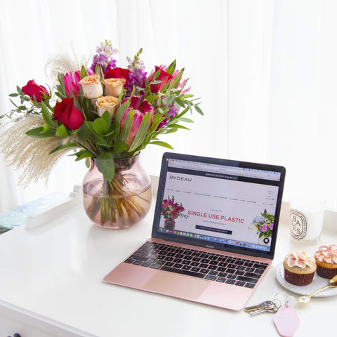 Admin Day Flowers + Gifts | BYDEAU Hong Kong
