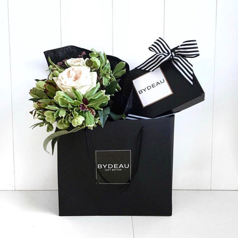 FLOWERS + GIFTS