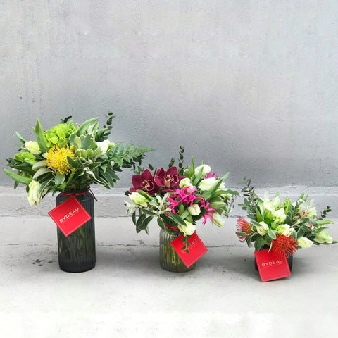 Flower Subscription | BYDEAU Hong Kong