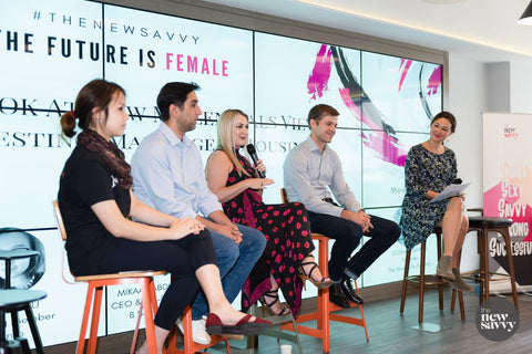 the new savvy future is female conference