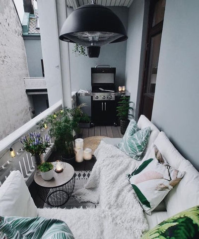 Small Balcony Space Decor