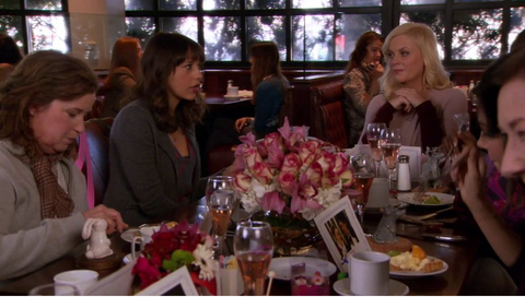 Galentine's Parks & Recreation TV Show