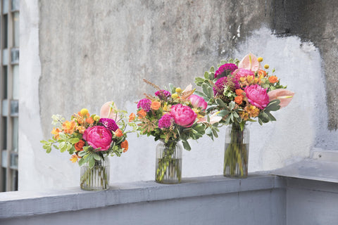 BYDEAU hong kong flower subscription