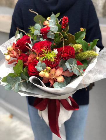 Flower subscription same day delivery Hong Kong BYDEAU