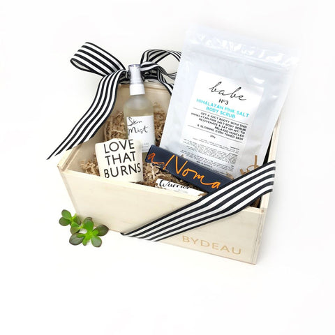 australian beauty pamper gift box same day delivery hong kong