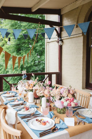 Party Setup Pinterest