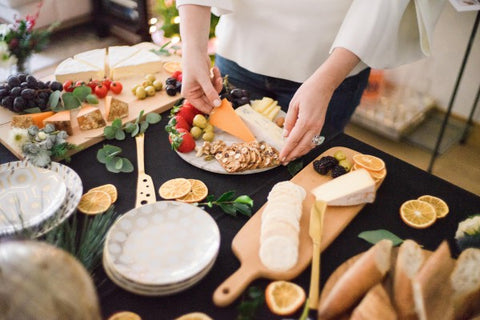 How to Style a Cheese Platter | BYDEAU Hong Kong