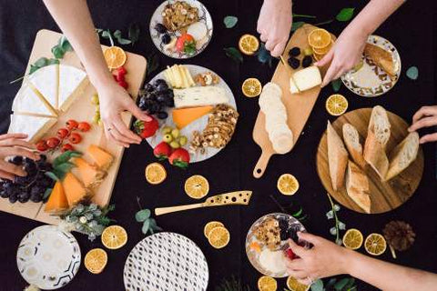 How to Create Perfect Cheese Board or Grazing Table