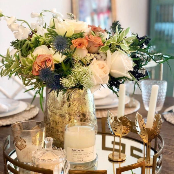 Send Custom Floral Arrangements | BYDEAU  Hong Kong