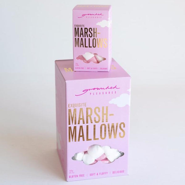 Grounded Pleasures Marshmallows | gourmet Marshmallows |BYDEAU Hong Kong
