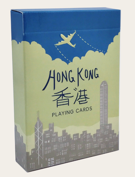 Legends Hong Kong Playing Cards | BYDEAU