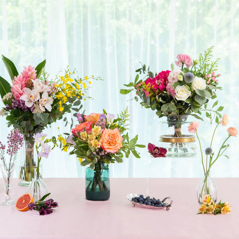Mother's Day designer choice flowers | BYDEAU Hong Kong