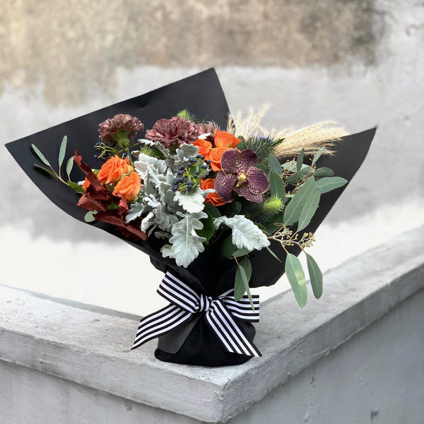 Halloween Flower Bouquet | Hong Kong Same Day Delivery