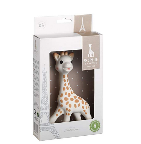 Sophie the Giraffe | teething toy | BYDEAU baby gifts