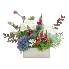 The Bella Flower Box | Christmas Flowers | BYDEAU Hong Kong