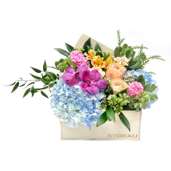 The Anna Flower Box | BYDEAU Hong Kong