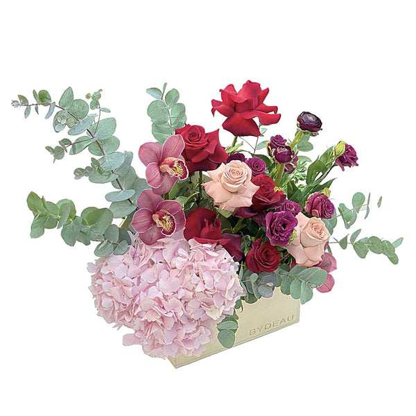 The Diane | Rose Flower Box | BYDEAU Hong Kong