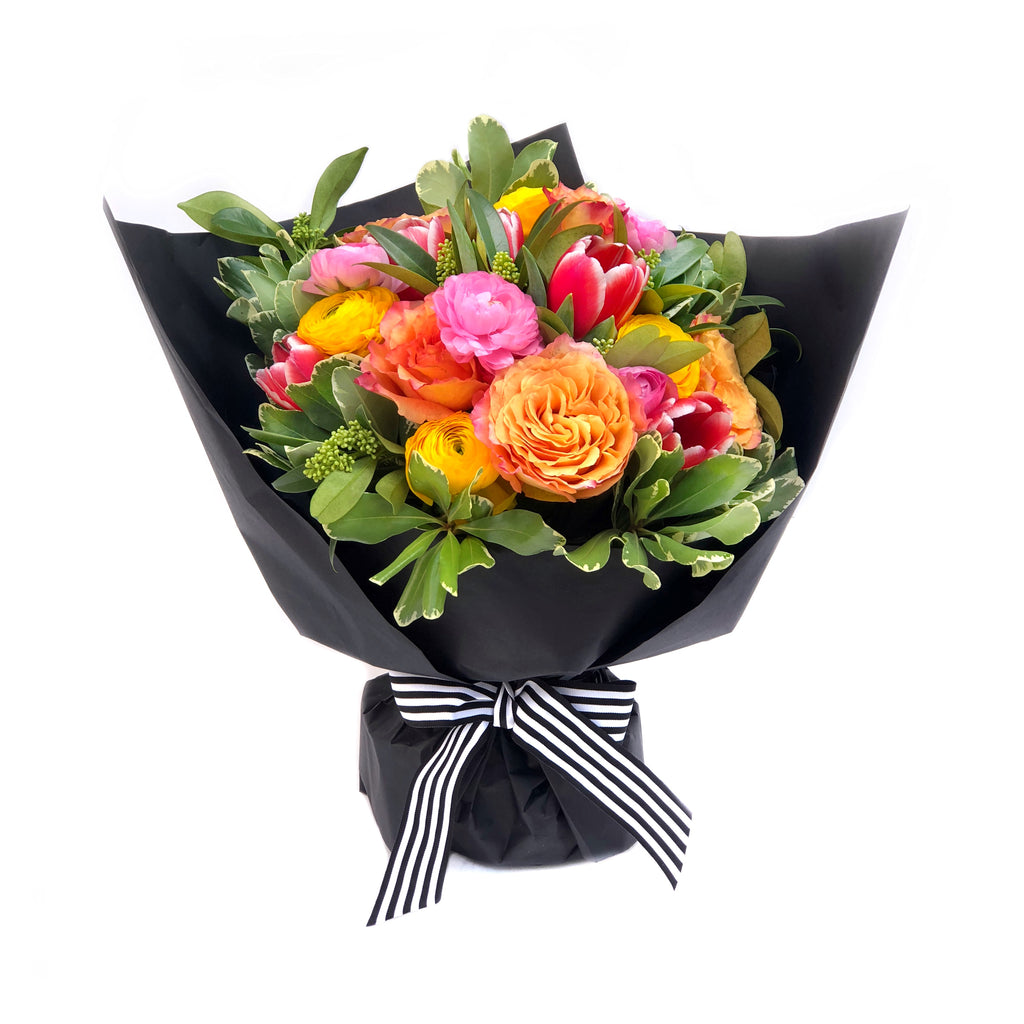 The Sophia Rose And Tulip Bouquet Bydeau Hong Kong