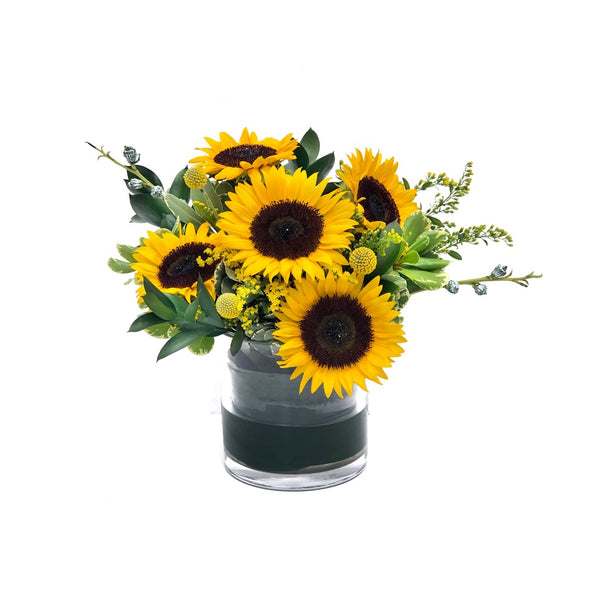 The Ceci Sunflower Vase | BYDEAU Hong Kong