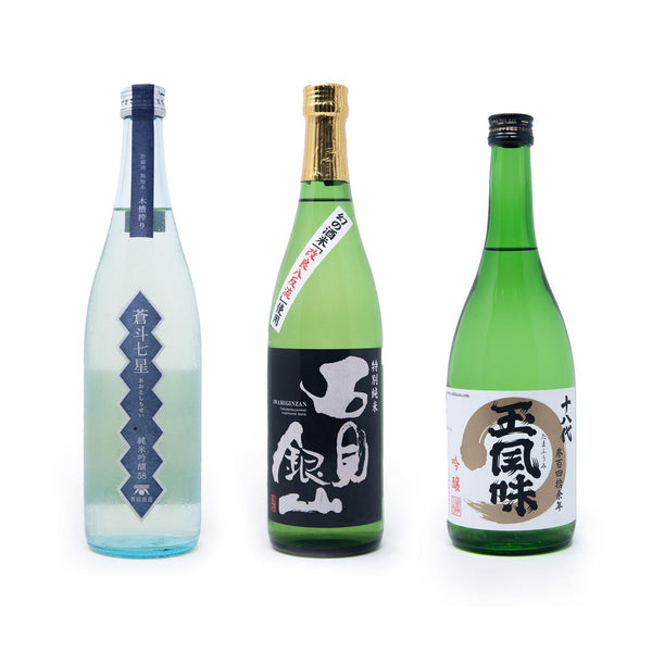 Sake Gift Set | The Home School Kit | BYDEAU Hong Kong