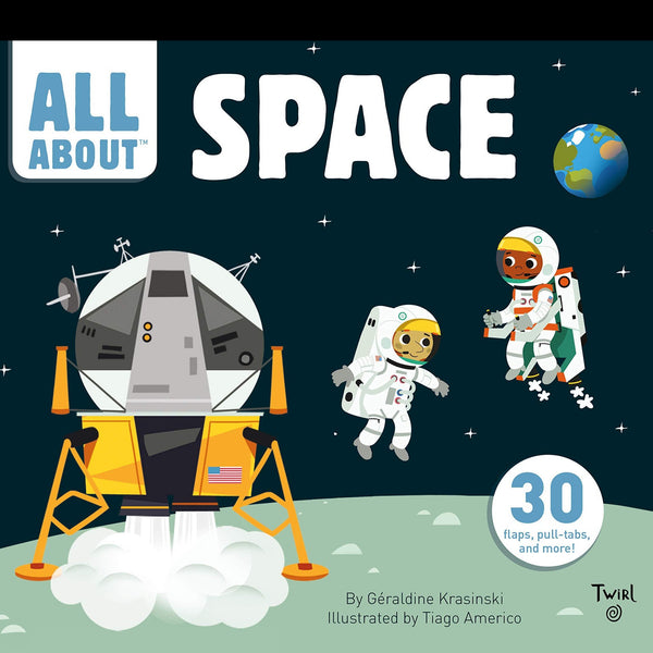 All about: Space | Geek Books for Kids | Gift for kids | BYDEAU Hong Kong