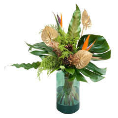 The Luana | Christmas Flower Arrangement for Gift | BYDEAU Hong Kong