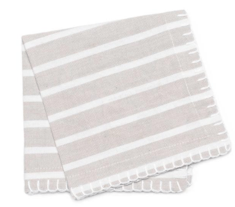 Zestt: 100% Organic cotton cocktail napkins Hong Kong
