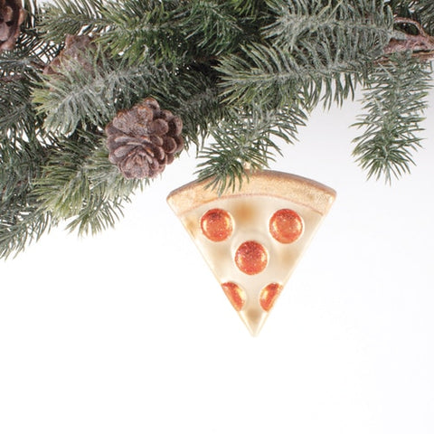 Pizza Glass Ornament | Gifts for Home | BYDEAU Hong Kong