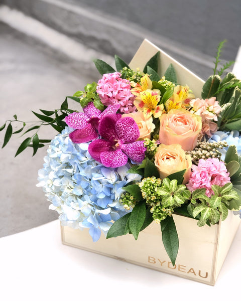 Easter Flower Box | BYDEAU Hong Kong