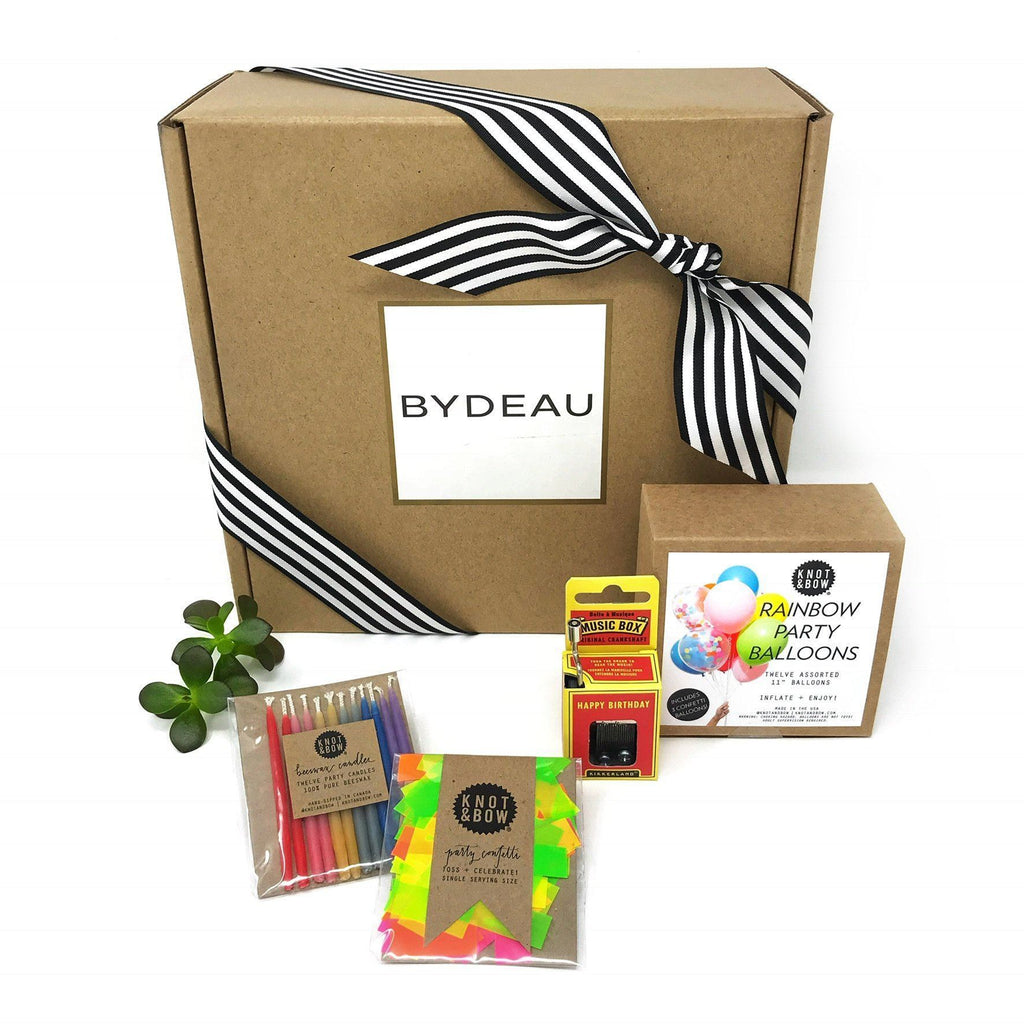 Order Birthday Gift Box