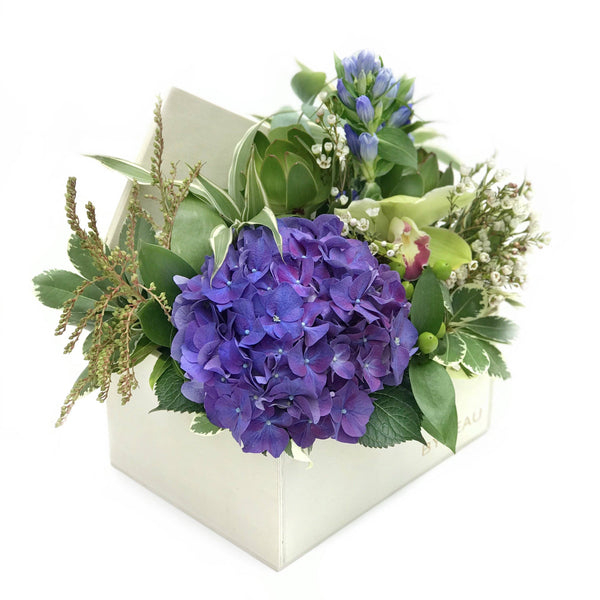 summer flower box same day delivery hong kong - The Miami