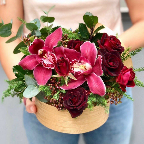 Chinese New Year Flower Bouquet | The Sugar Plum BYDEAU
