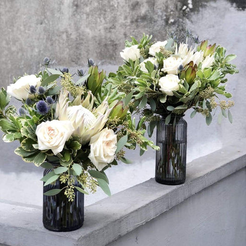 Bi-Monthly Flowers | Flower Subscription - Vase Arrangement
