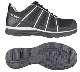 Arbeitssicherheits-Schuh EVOLUTION/SOLID GEAR black