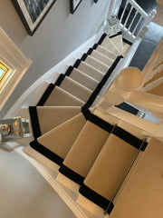We are over the moon with our stair runner and landing carpet...