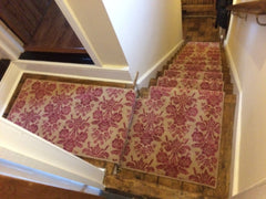 Brintons Carpets Laura Ashley Tatton Cerise