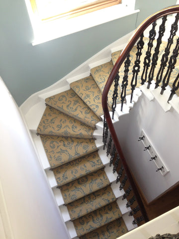 Technical Advice For Stair Winders Stonegate Carpets