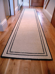 Brintons Carpets Bell Twist French Champagne and Brighton Rock Rug