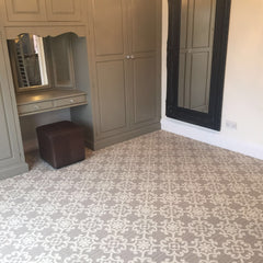 Axminster Carpets Royal Borough Decorative Chelsea Glade Beige