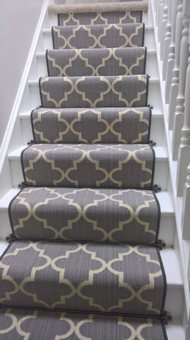 Stair Carpet Ideas Grey
