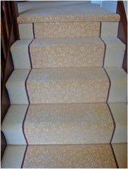 Brintons Carpets Laura Ashley Woodville Farmhouse Fully Fitted Stair & Landing Carpet