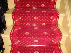 Brintons Carpets Marquis Regal Red Flake Stair Runner