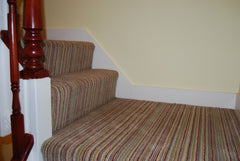 Brintons Carpets Pure Living Carousel Cord Fully Fitted Stair Carpet
