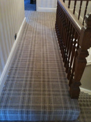 Brintons Carpets Pure Living Earth Stripe Stair Runner